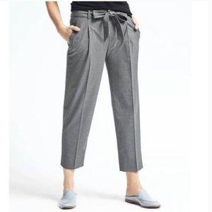 NWOT Banana Republic Avery Tie Waist Pants